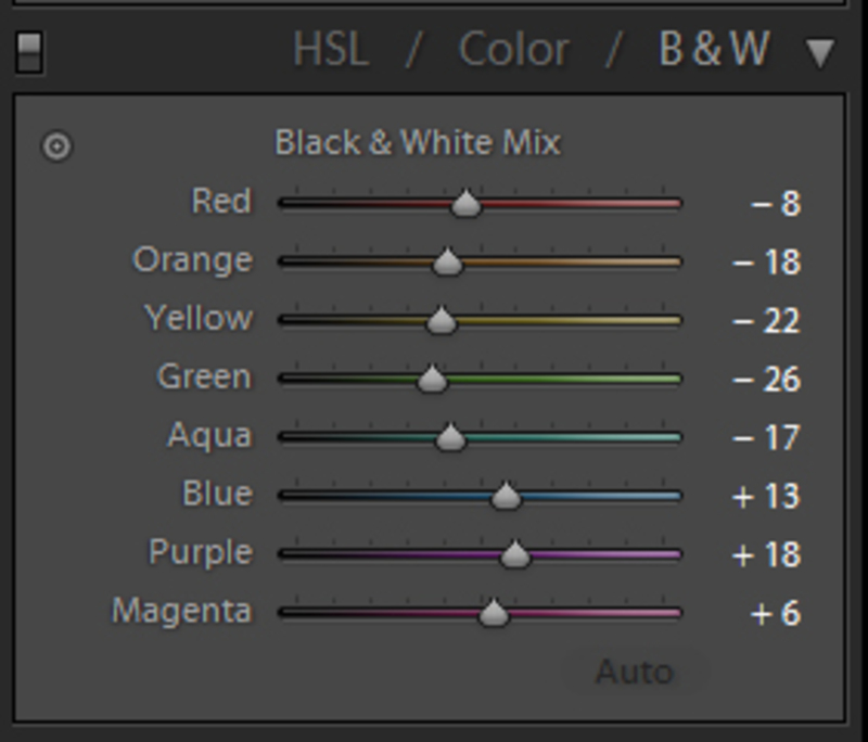 How To Convert Colour Photo to Black and White