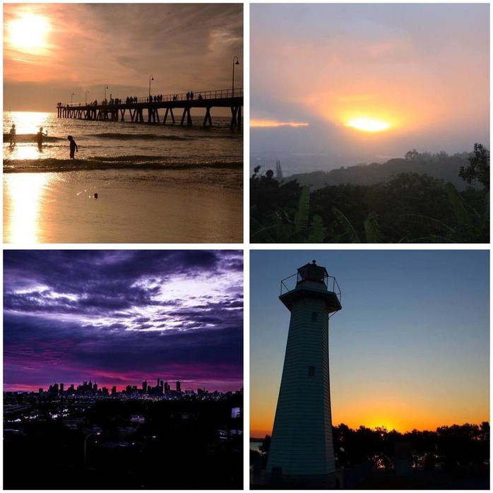 Photography Competition 18: Sunset Photography Montage