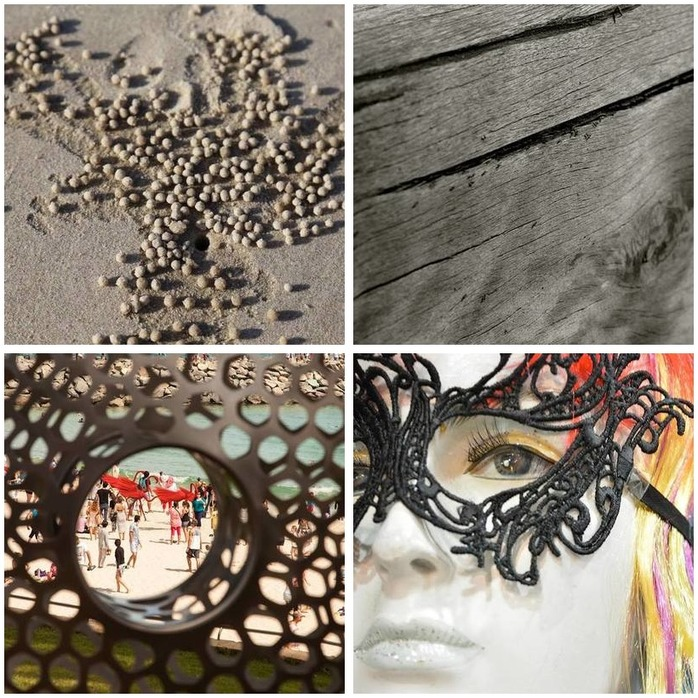 Photography Competition 4: Filling the Frame Montage