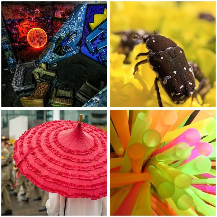 Photography Competition 7: Colour Montage