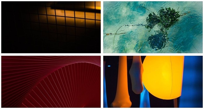 Photography Challenge 100: Abstract Photography Montage