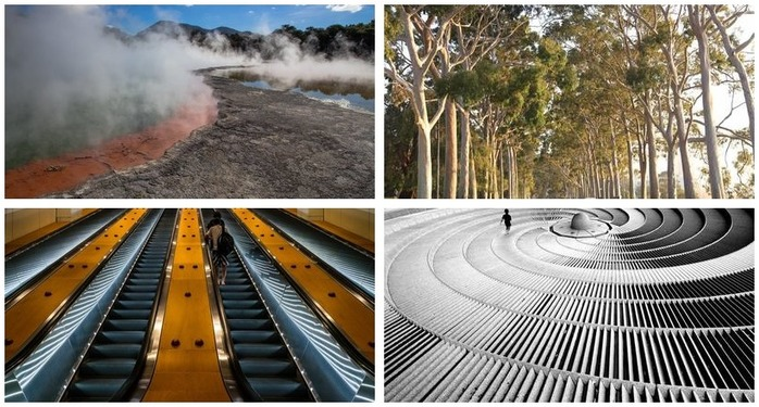 Photography Challenge 79: Leading Lines Montage