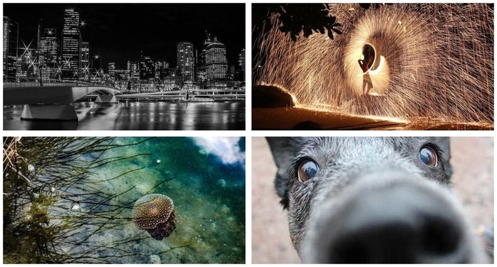 Photography Challenge 81: Open Theme Montage