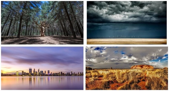 Photography Challenge 90: Landscape Photography Montage