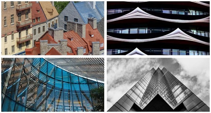 Photography Challenge 91: Architecture Photography Montage