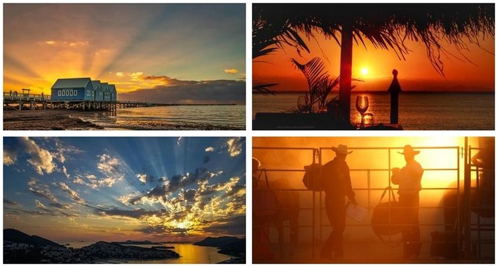 Photography Challenge 92: Sunset Photography Montage