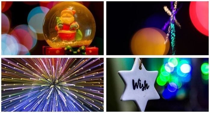 Photography Challenge 99: Festive Photography Montage