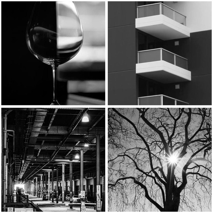 Photography Competition 37: Colour vs Black and White Montage