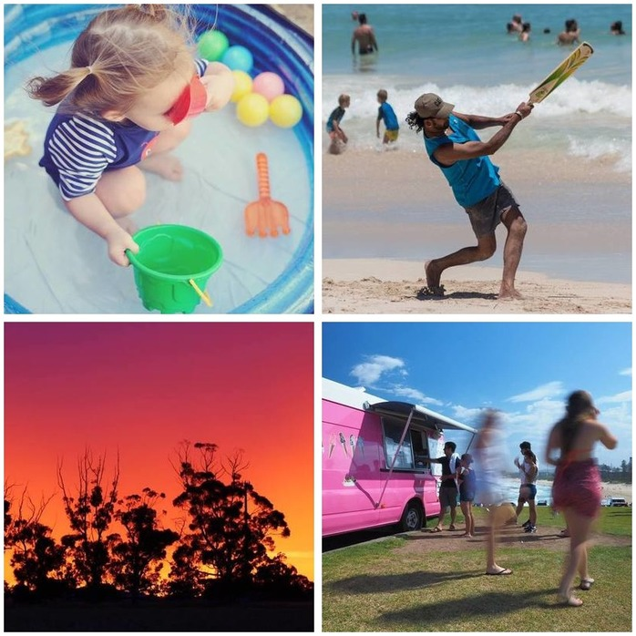 Photography Competition 50: Summer Lifestyle Photography Montage
