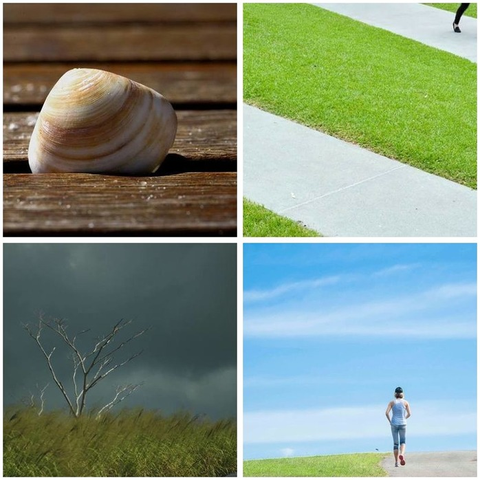 Photography Competition 56: Minimalist Photography Montage