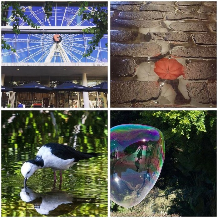 Photography Competition 63: Reflections Montage