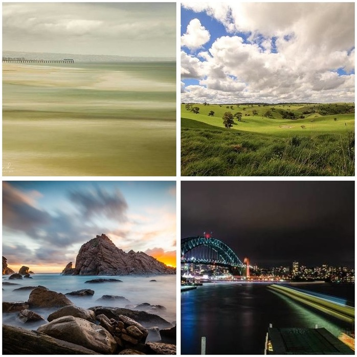 Photography Competition 70: Panoramic Landscape Photography Montage