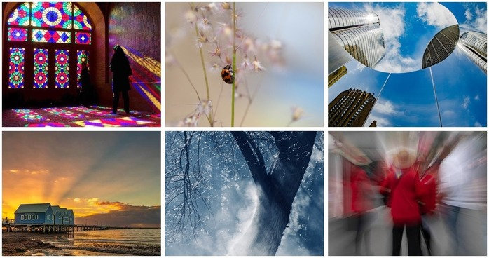 Photography Competition Winners of 2018 Montage
