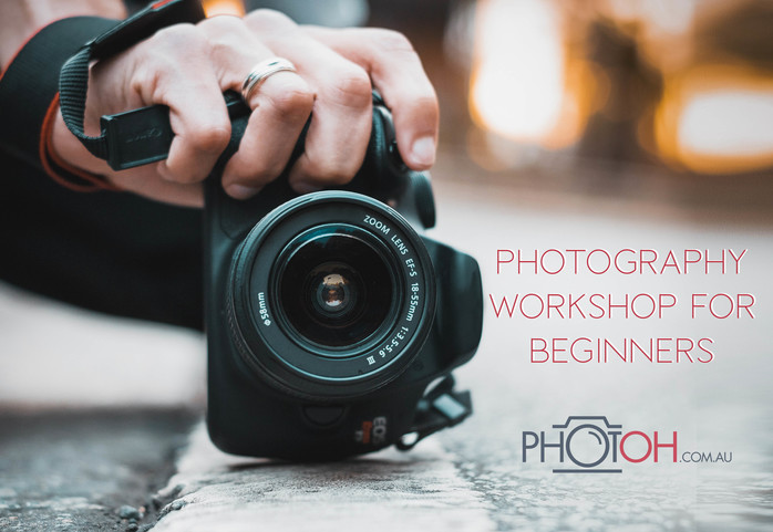 Photoh beginner class photography adelaide brisbane melbourne perth sydney learn camera photo