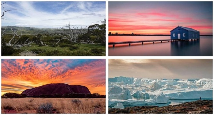 Photoh Competition 102: Landscape Photography Montage