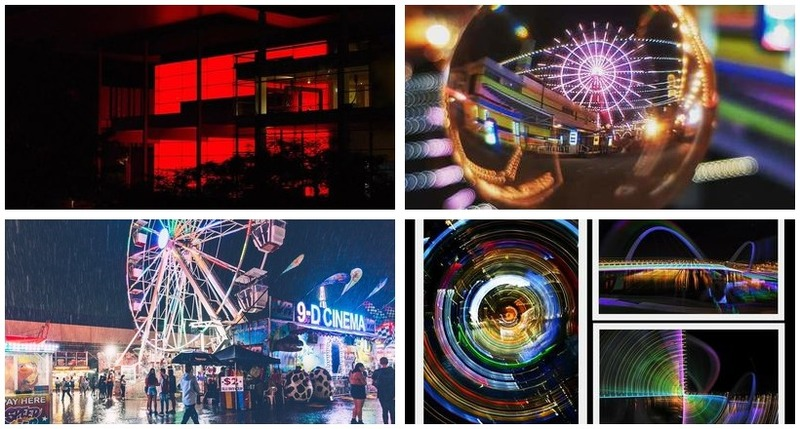 Photoh Competition 103: Creative Night Photography Montage - Photoh Competition 103: Creative Night Photography