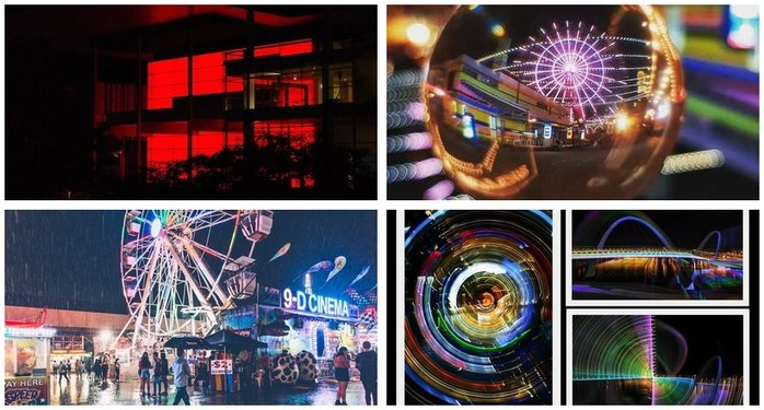 Photoh Competition 103: Creative Night Photography Montage