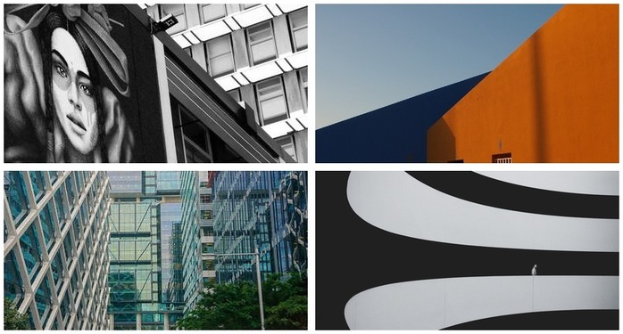 Photoh Competition 105: Architecture Photography Montage