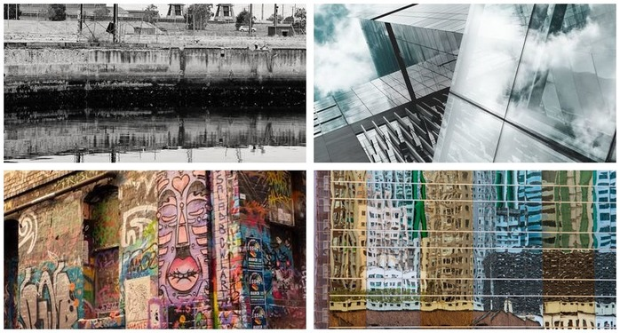 Photoh Competition 107: Urban Photography Montage
