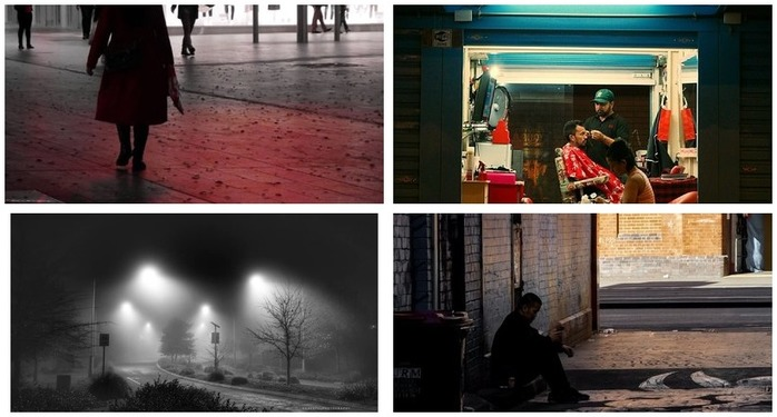 Photoh Competition 113: Moody Street Photography Finalists Montage
