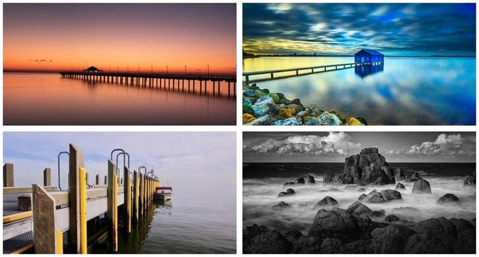 Photoh Competition 115: Landscape Photography Finalists Montage