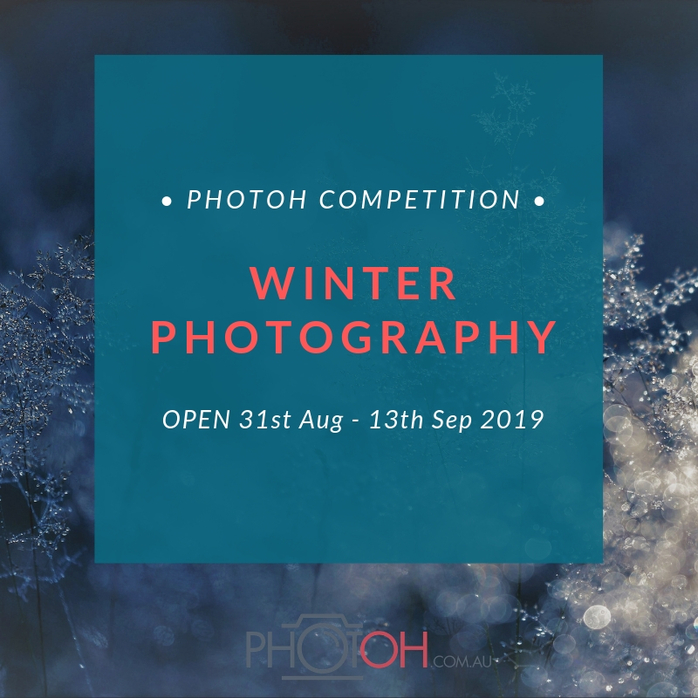 Photoh Competition Australia Winter Photography
