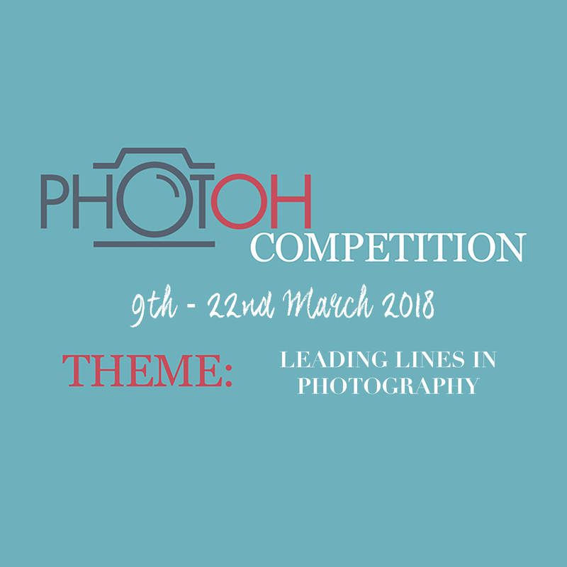 Photoh Competition Photography Classes Australia  - New Photoh Challenge - Leading Lines - Closes 22nd March 2018