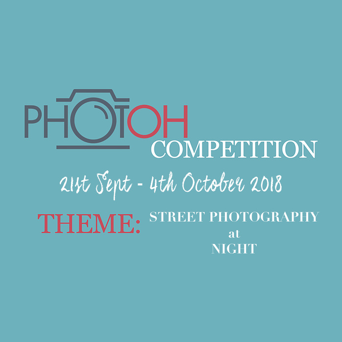 Street Photography night competition australia